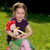 Kindergartenfotografie-Atelier Rund