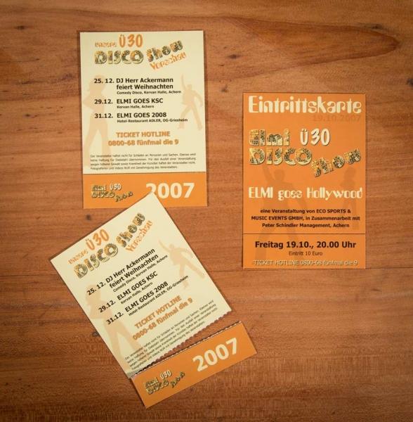 Atelier Rund Design 10 Einladungskarte