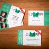 Atelier Rund Design Visitenkarten